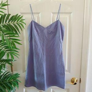 Gianni Bini Purple Bodycon Slip Dress